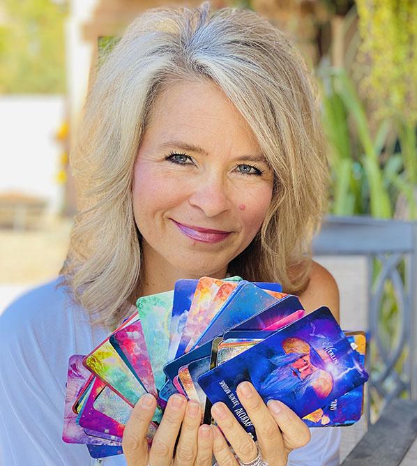Psychic Intuitive Sunny Dawn Johnston